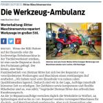 Die Werkzeug-Ambulanz   Vorarlberger Nachrichten (5)